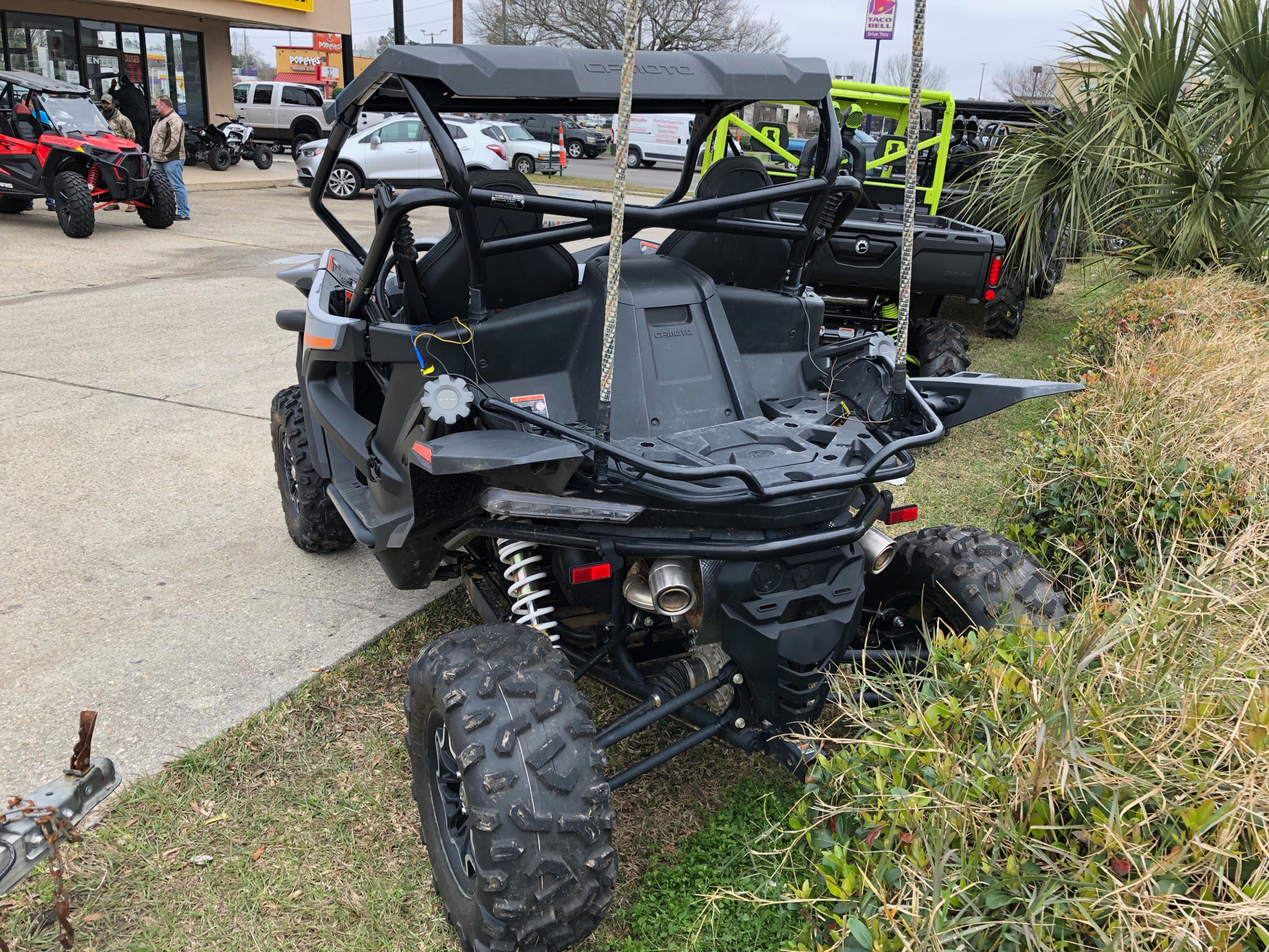 2020 CFMOTO ZForce 950 Sport in Kenner, Louisiana - Photo 5