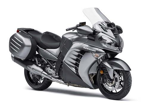 2016 Kawasaki Concours 14 ABS in Kenner, Louisiana