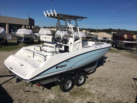 2019 Yamaha 210 FSH Sport in Kenner, Louisiana