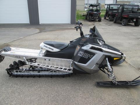 2014 Polaris Pro 800 RMK 155 in Billings, Montana