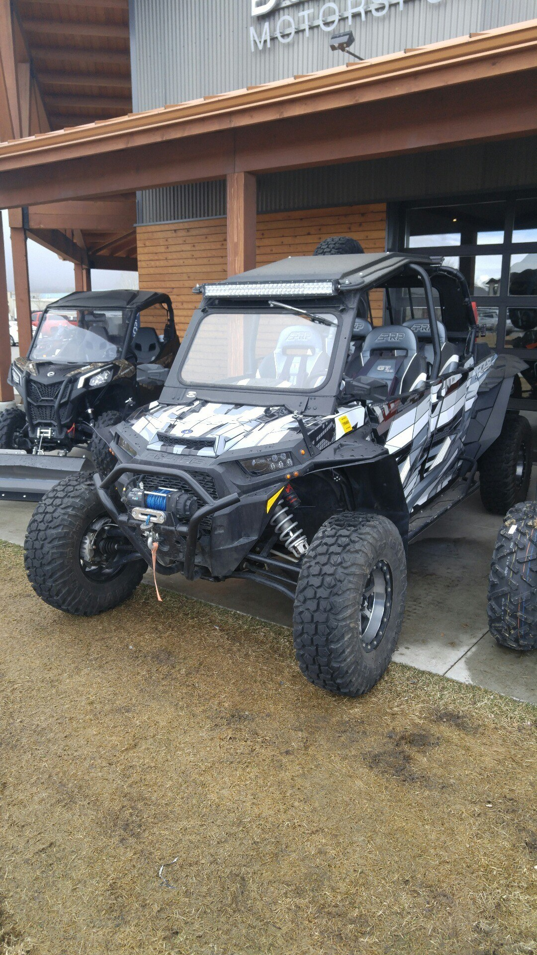 2018 Polaris RZR XP 4 Turbo Dynamix Edition in Bozeman, Montana