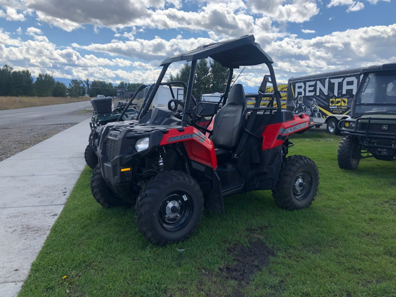 2018 Polaris Ace 500 in Bozeman, Montana - Photo 1