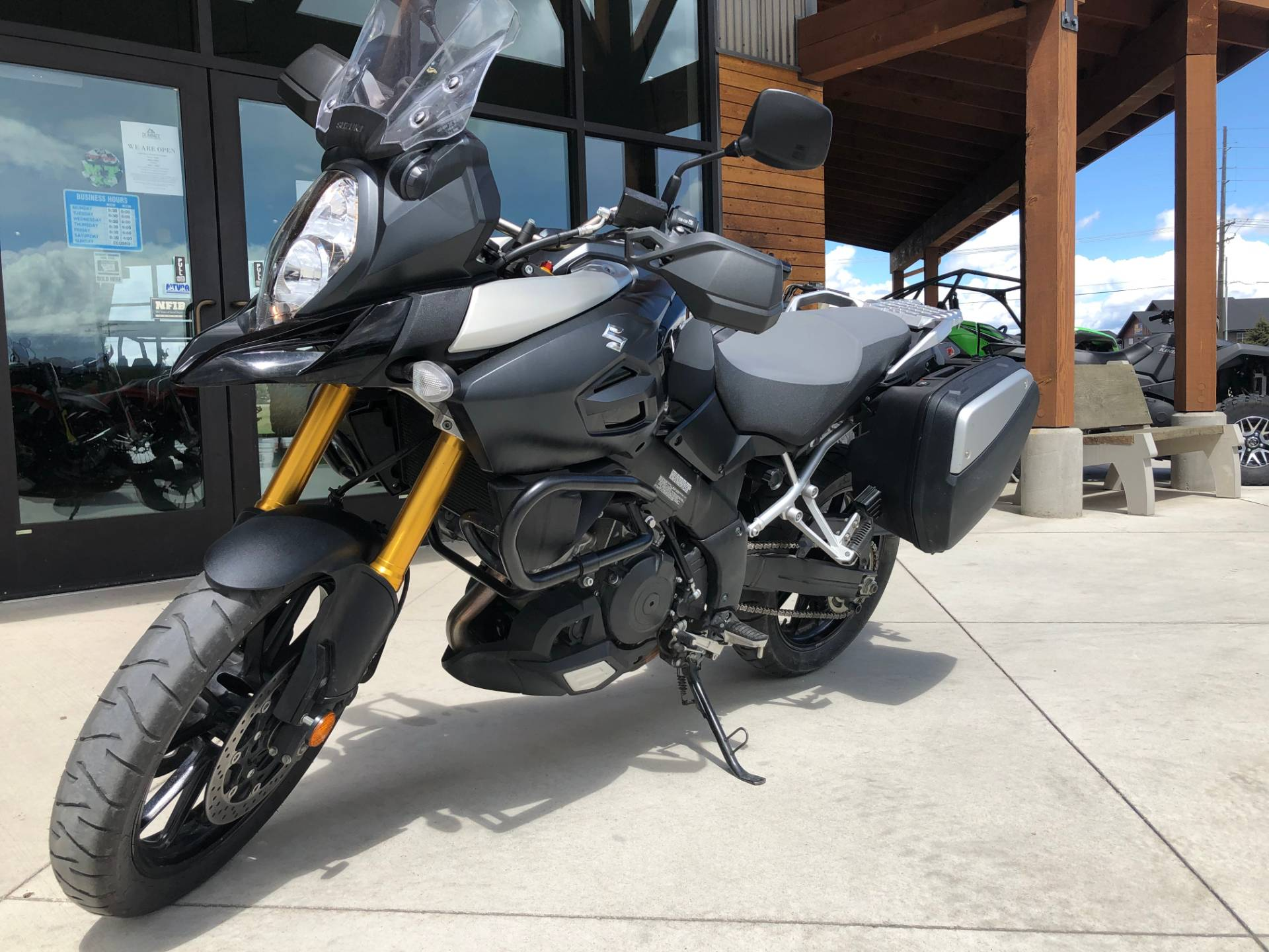 2014 Suzuki V-Strom 1000 ABS Adventure in Bozeman, Montana - Photo 3