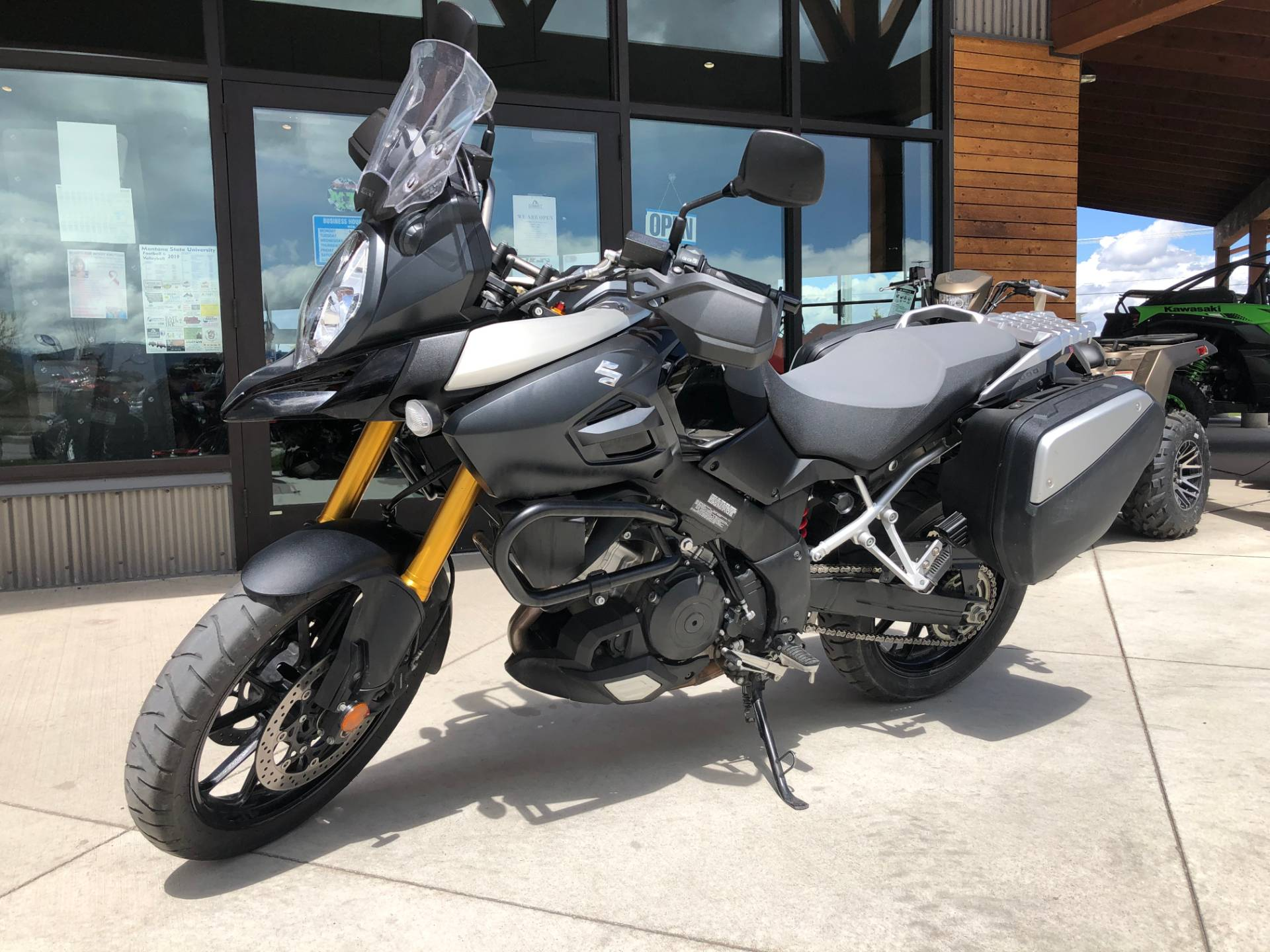 2014 Suzuki V-Strom 1000 ABS Adventure in Bozeman, Montana - Photo 1