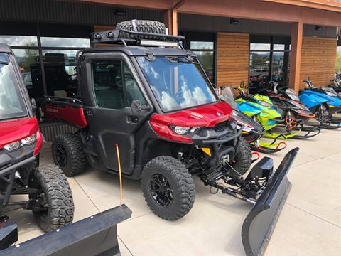 2018 Can-Am Defender XT CAB HD10 in Bozeman, Montana - Photo 2