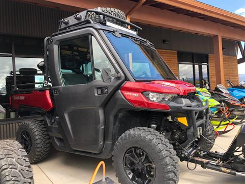 2018 Can-Am Defender XT CAB HD10 in Bozeman, Montana - Photo 3