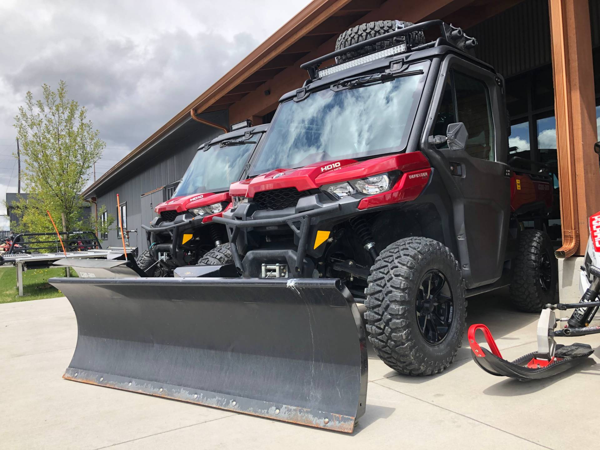 2018 Can-Am Defender XT CAB HD10 in Bozeman, Montana - Photo 1