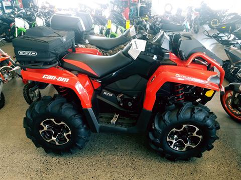 2018 Can-Am Outlander X mr 570 in Bozeman, Montana