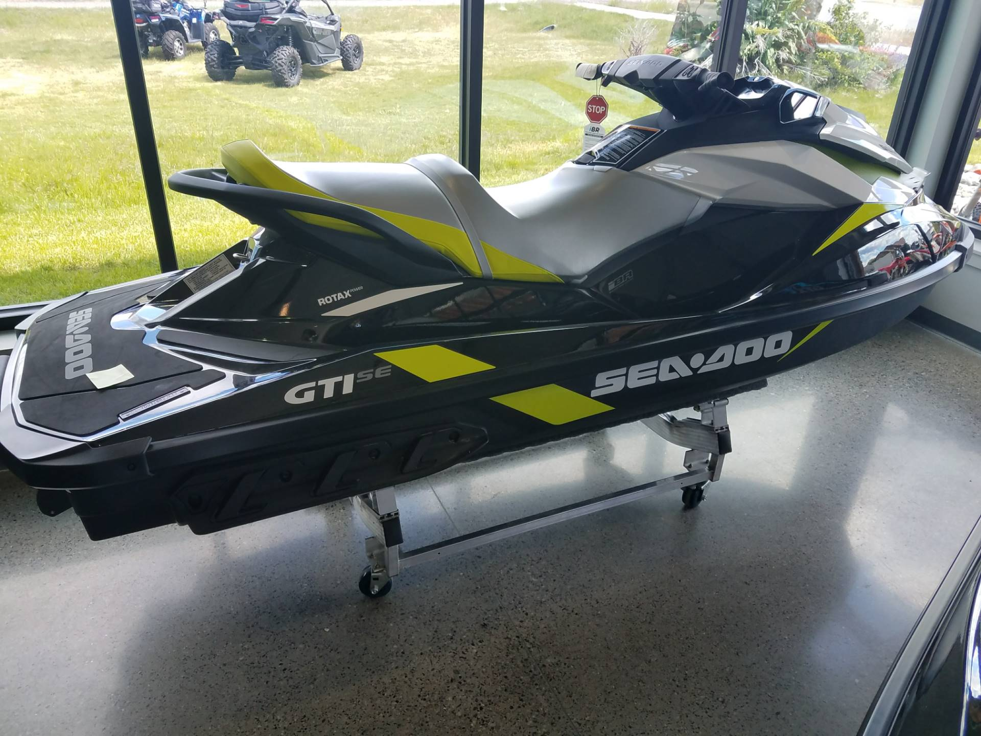 2017 Sea-Doo GTI SE in Bozeman, Montana