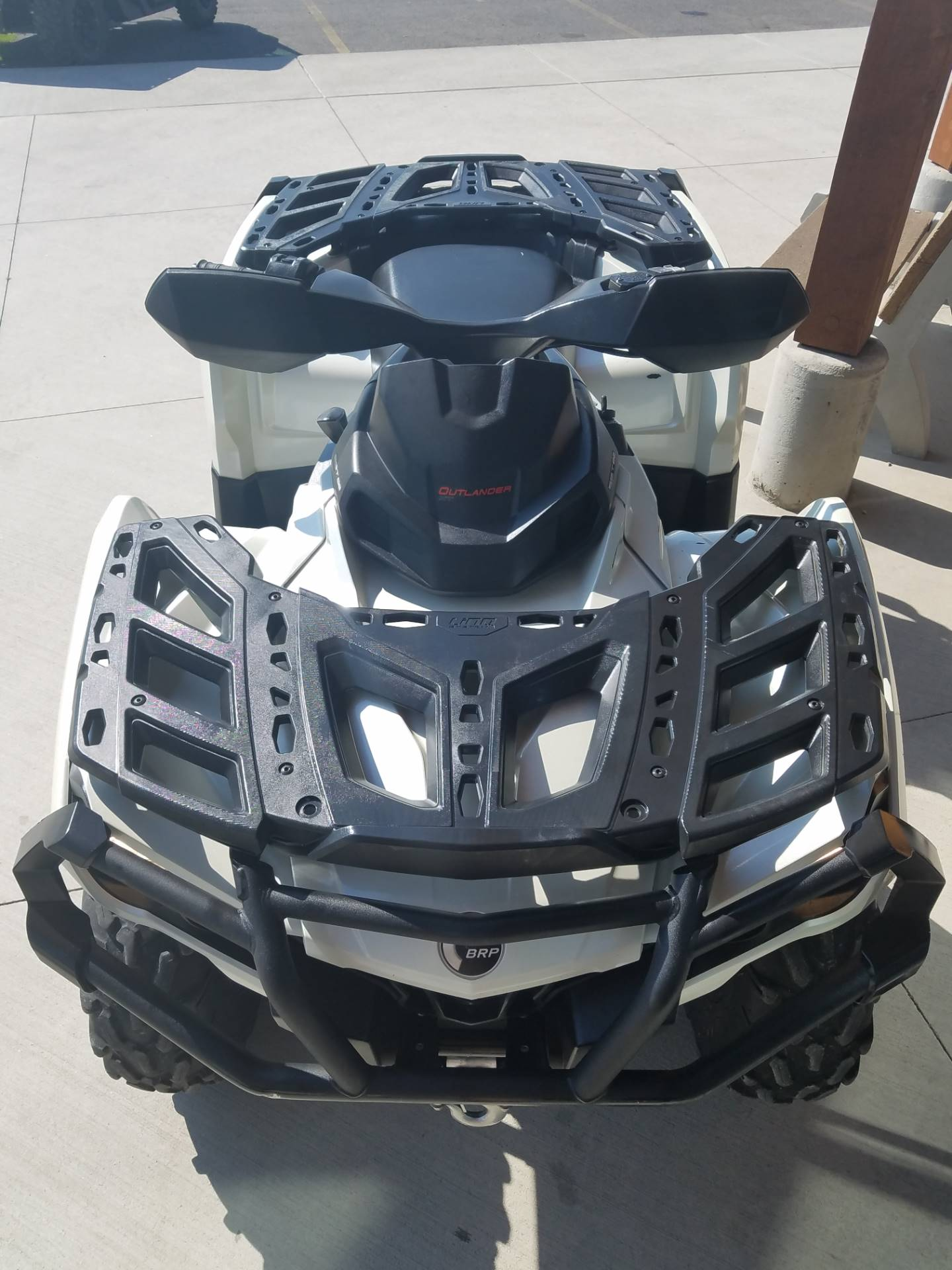 2016 Can-Am Outlander XT 650 in Bozeman, Montana