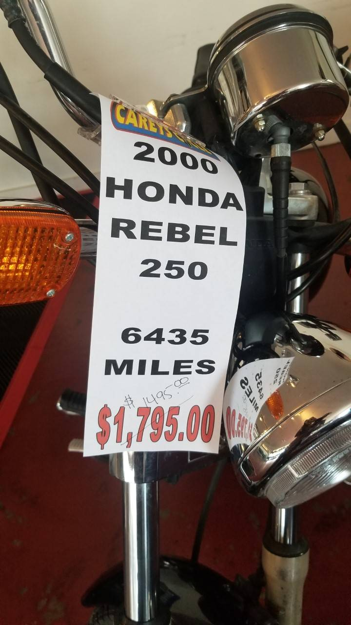 2000 Honda Rebel in Riverdale, Utah - Photo 2