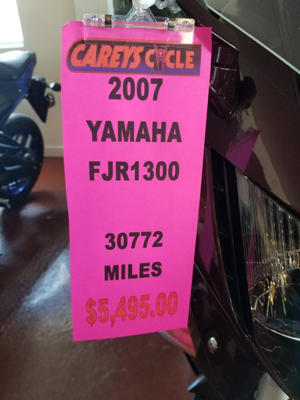 2007 Yamaha FJR 1300A in Riverdale, Utah - Photo 4
