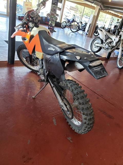 2002 KTM 520 EXC in Riverdale, Utah - Photo 1