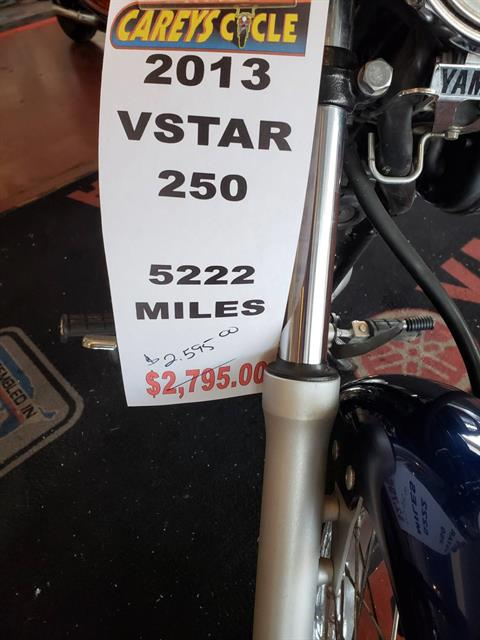2013 Yamaha V Star 250 in Riverdale, Utah - Photo 4
