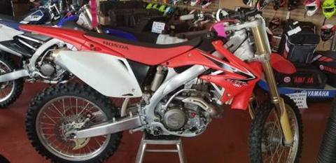 2008 Honda CRF®450R in Riverdale, Utah
