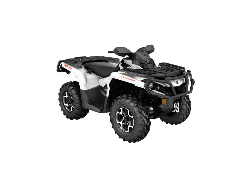 2016 Can-Am Outlander XT 850 in Wilkes Barre, Pennsylvania