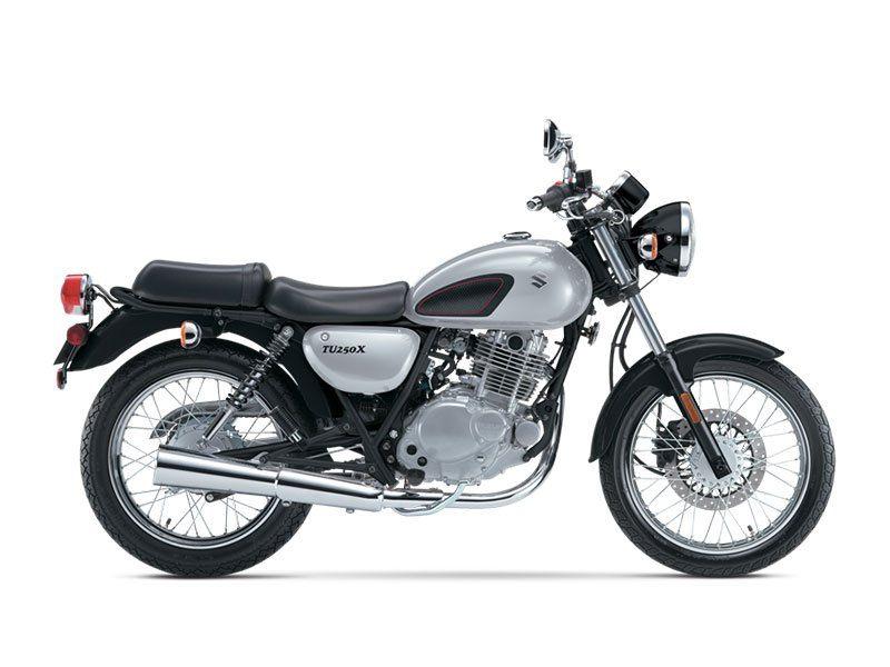 new 2015 suzuki tu250x motorcycles in wilkes barre, pa | stock