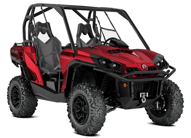 2018 Can-Am Commander XT 1000R in Wilkes Barre, Pennsylvania