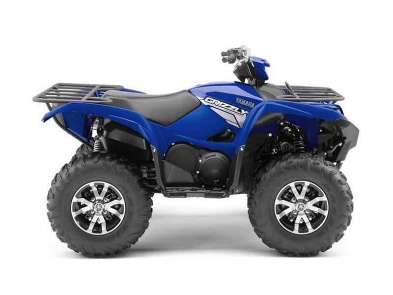 2017 Yamaha Grizzly EPS in Wilkes Barre, Pennsylvania