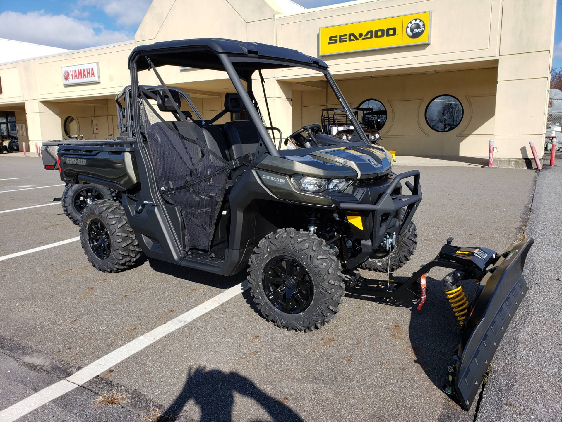 2020 Can-Am Defender XT HD8 in Wilkes Barre, Pennsylvania - Photo 1