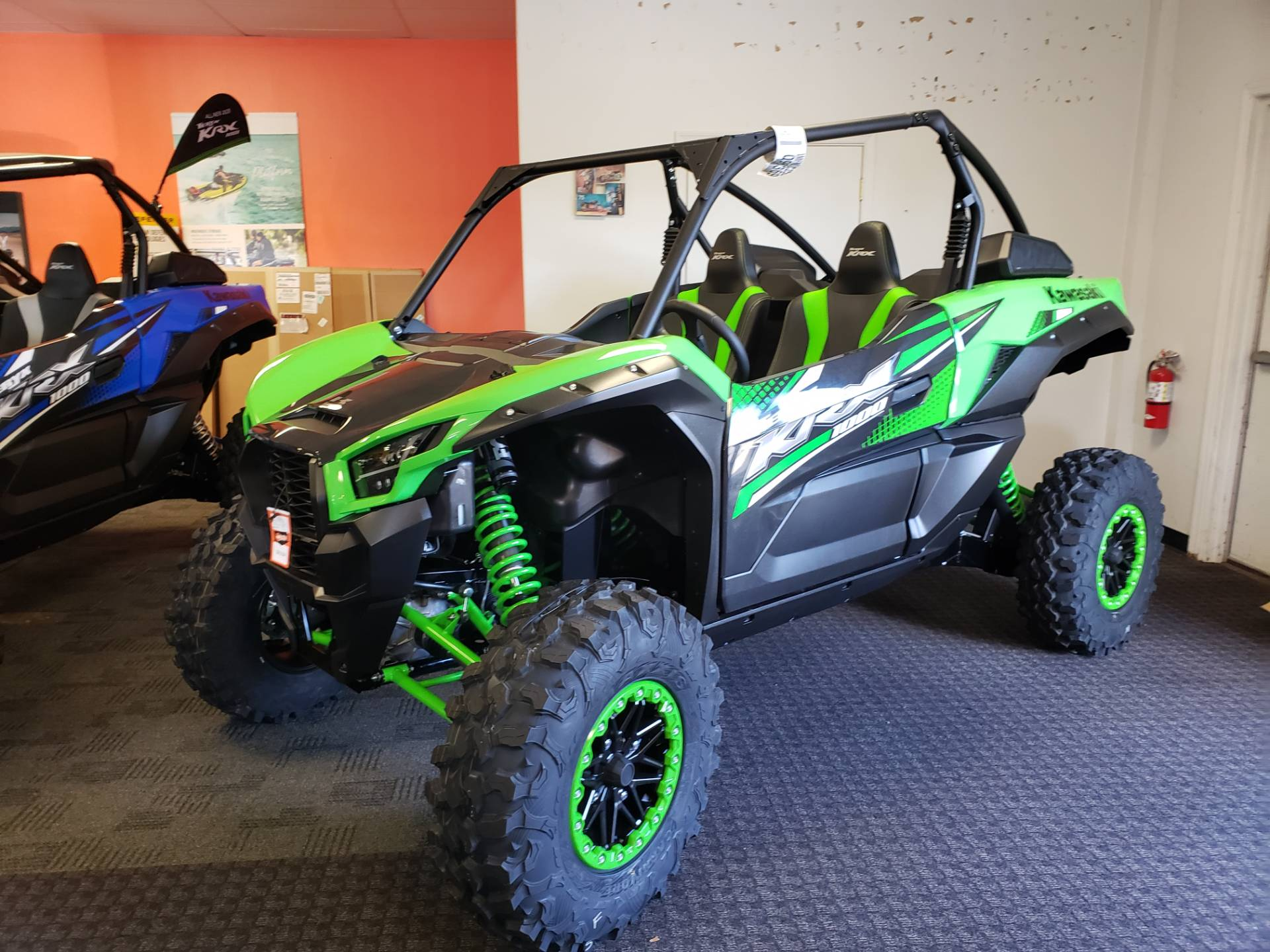 2021 Kawasaki Teryx KRX 1000 in Wilkes Barre, Pennsylvania - Photo 1