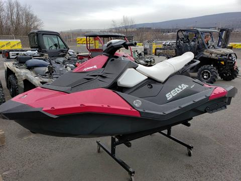 2015 Sea-Doo Spark™ 3up 900 H.O. ACE™ iBR Convenience Package in Wilkes Barre, Pennsylvania - Photo 1