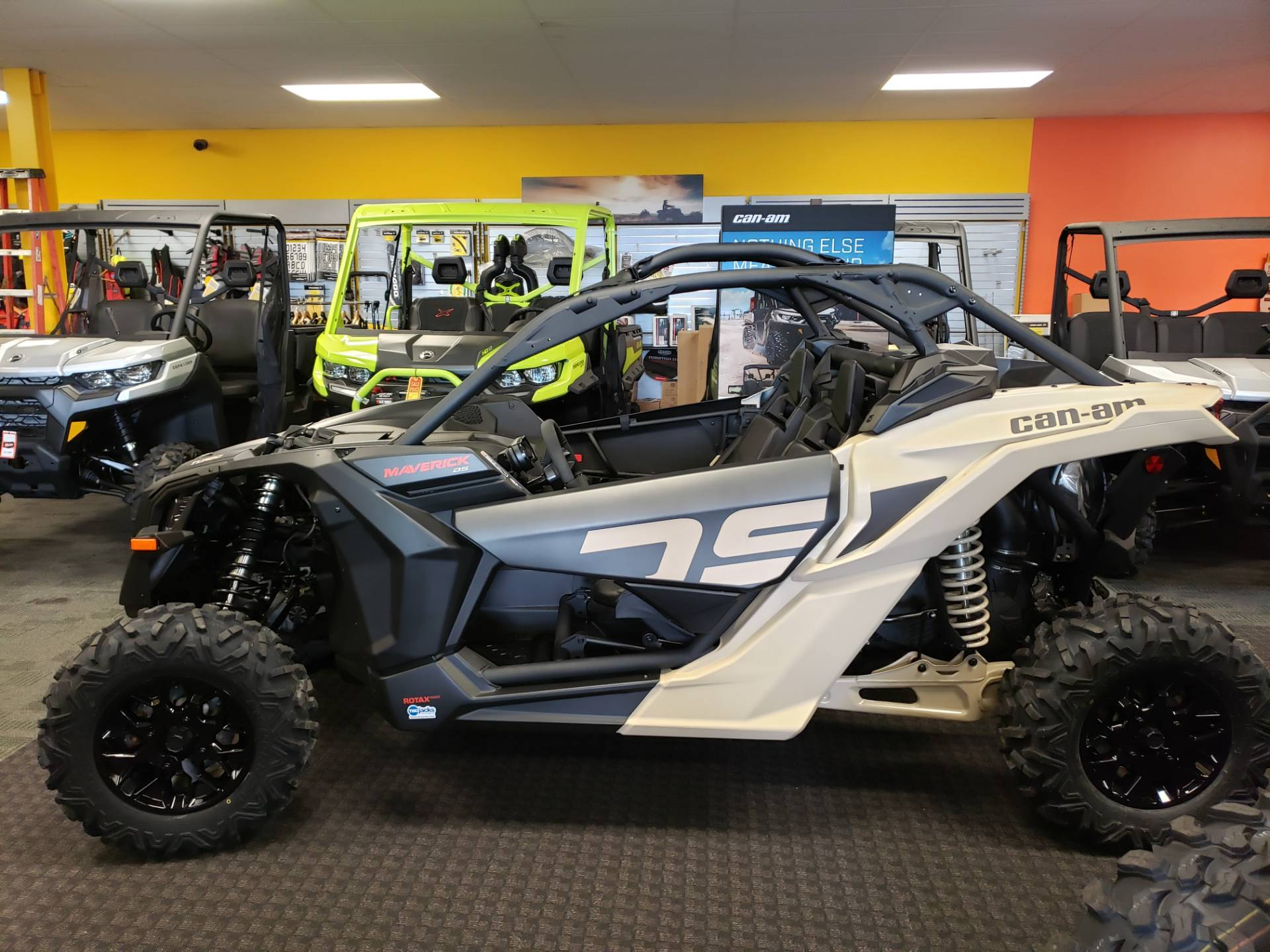 2021 Can-Am Maverick X3 DS Turbo in Wilkes Barre, Pennsylvania - Photo 1