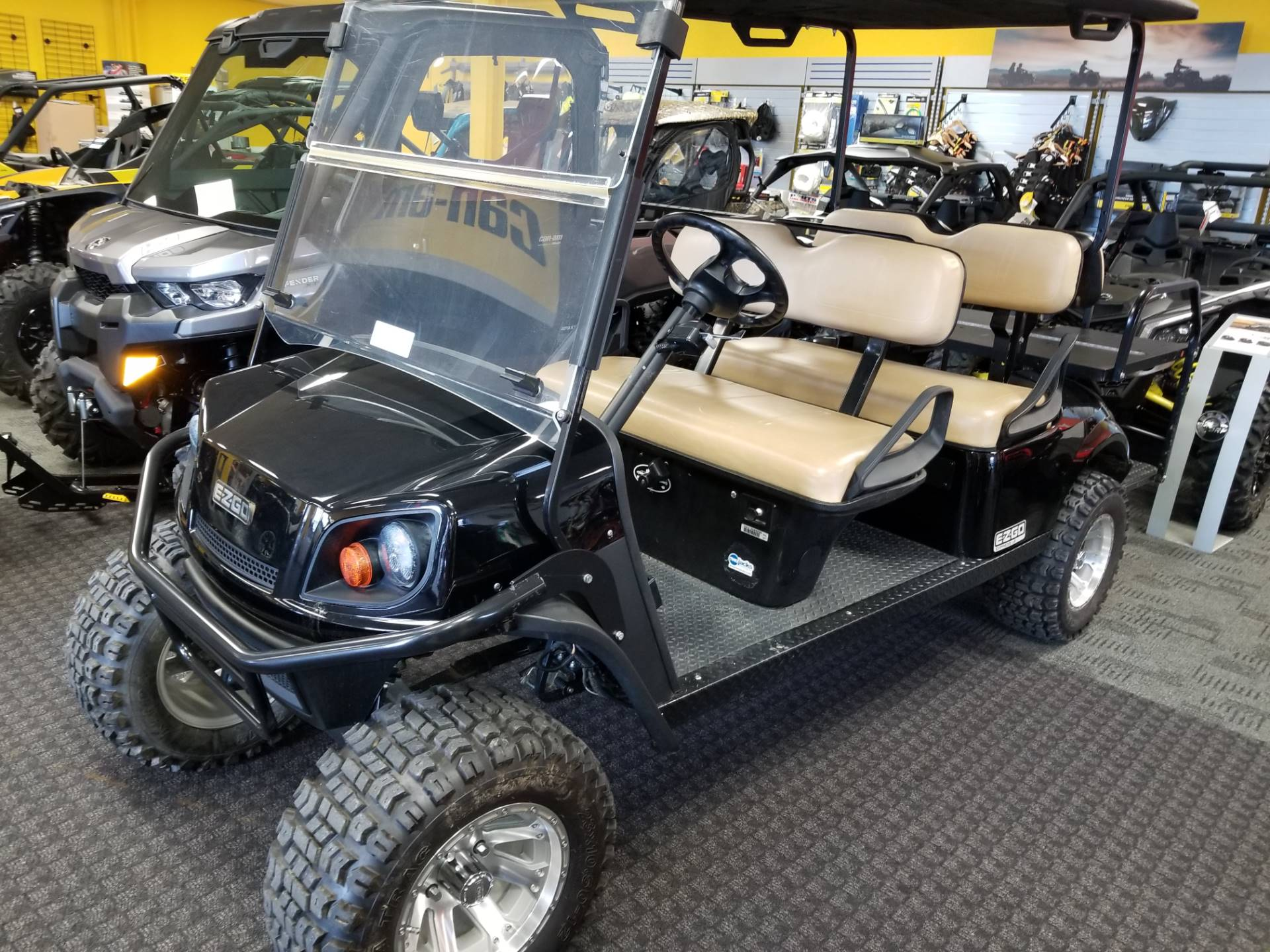 Ezgo Golf Cart Oil Capacity Unique Put Spring In Your Gas Talkgolfcarcatalog Blog on