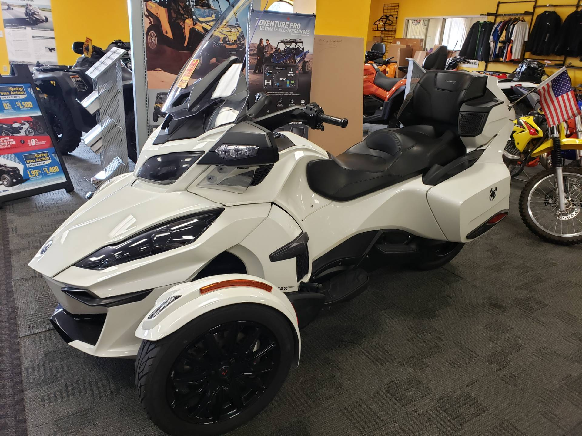 2018 Can-Am Spyder RT Limited in Wilkes Barre, Pennsylvania - Photo 1