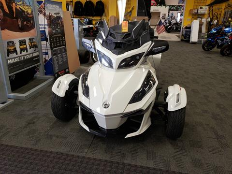 2018 Can-Am Spyder RT Limited in Wilkes Barre, Pennsylvania - Photo 3