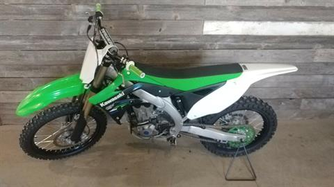 2015 Kawasaki KX™450F in Sully, Iowa - Photo 1