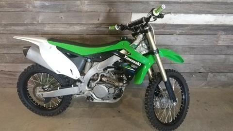 2015 Kawasaki KX™450F in Sully, Iowa - Photo 2