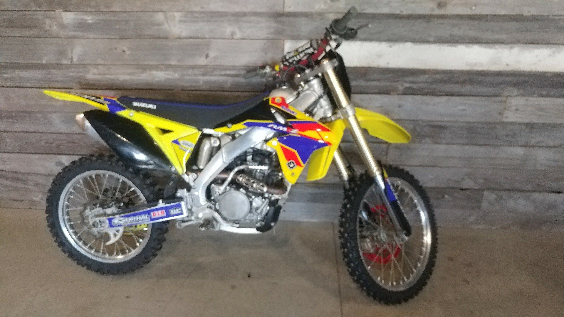 2012 Suzuki RM-Z250 in Sully, Iowa - Photo 2