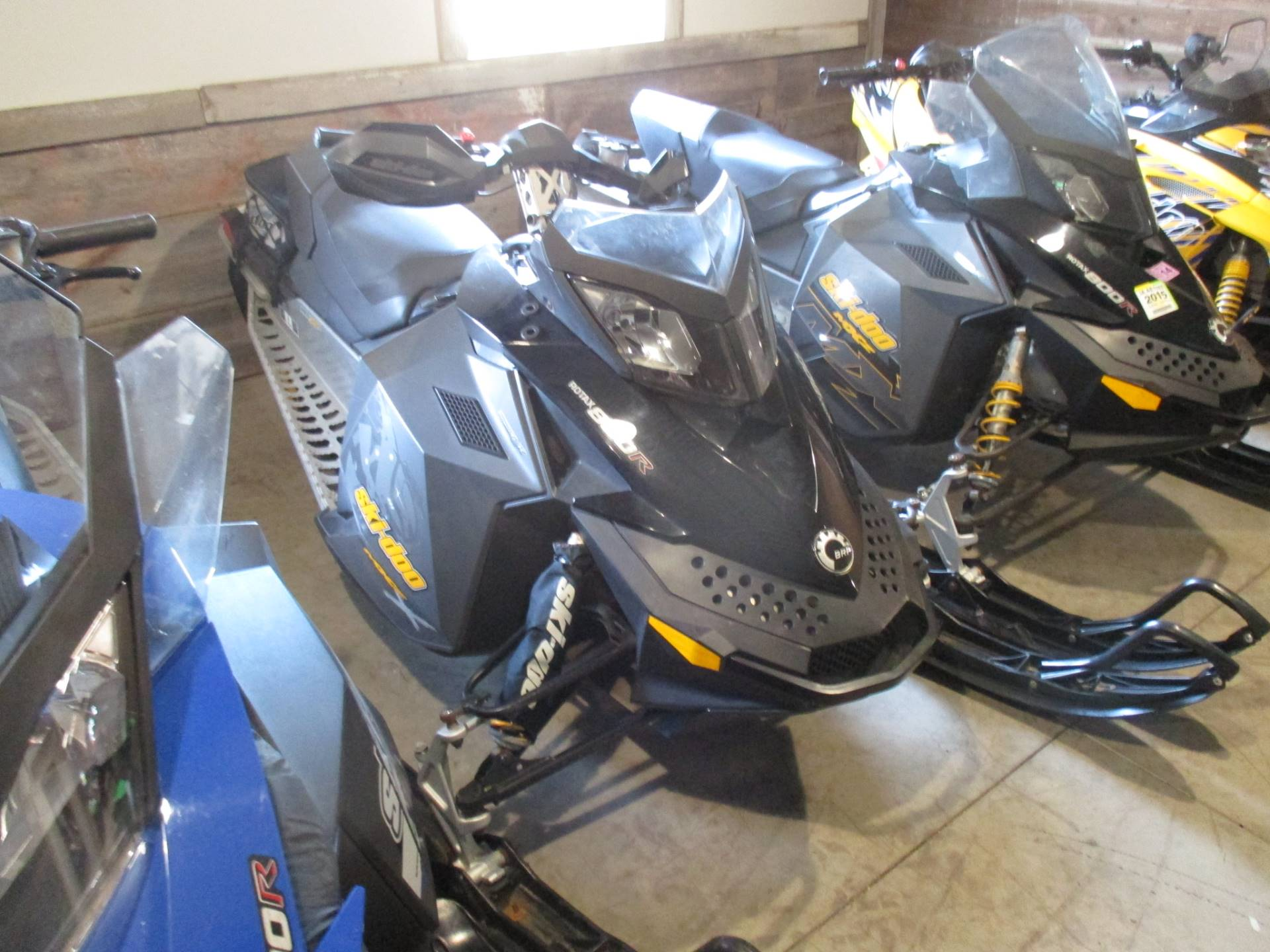 2008 Ski-Doo MX Z® Adrenaline 800R Power T.E.K. in Sully, Iowa