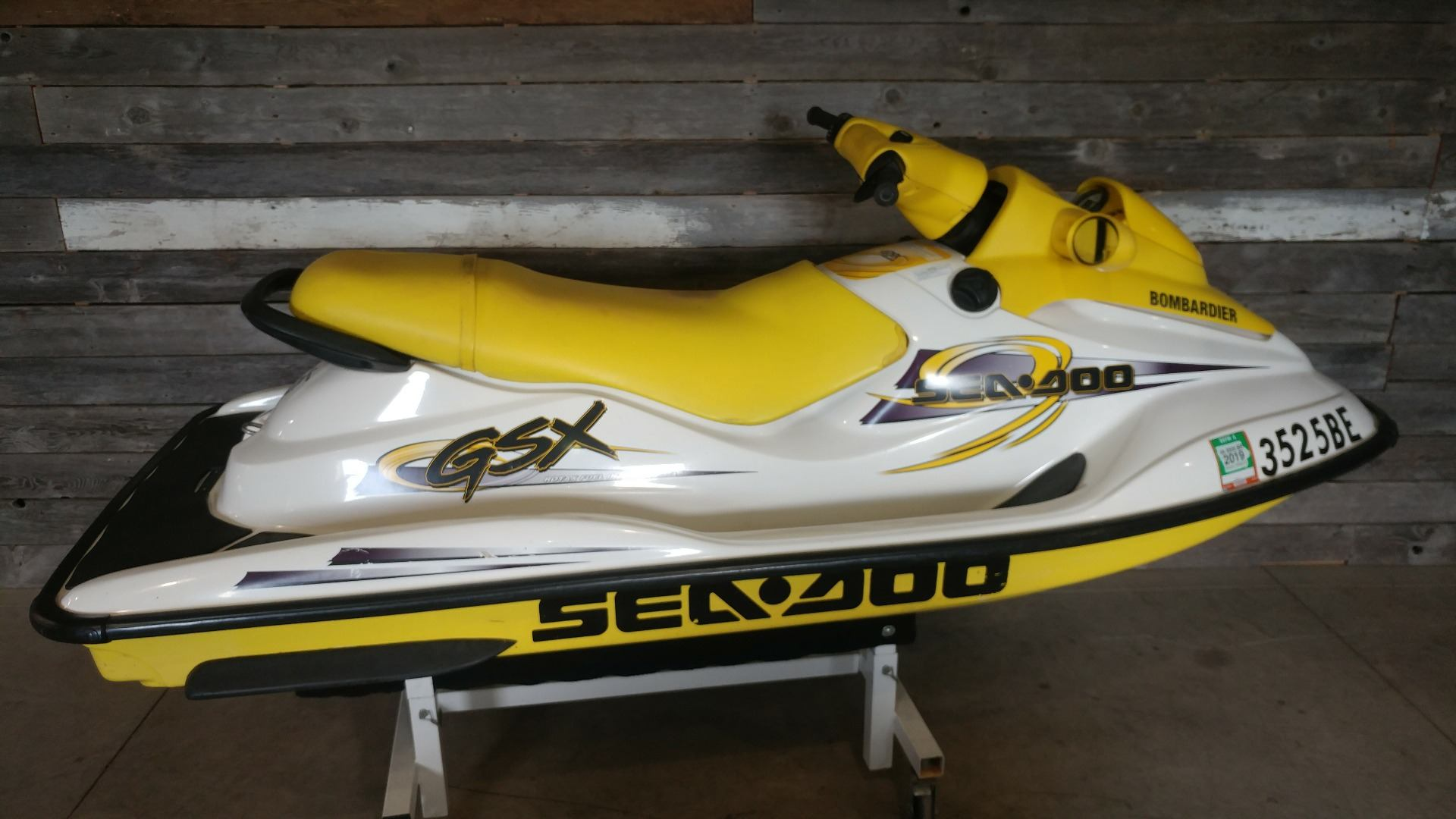 1999 Sea-Doo GSX RFI in Sully, Iowa