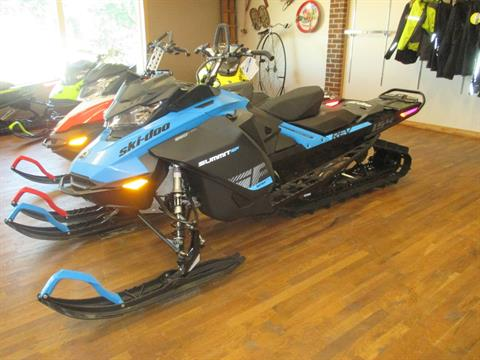 2019 Ski-Doo Summit SP 154 850 E-TEC SHOT PowderMax Light 2.5 w/ FlexEdge in Sully, Iowa - Photo 1