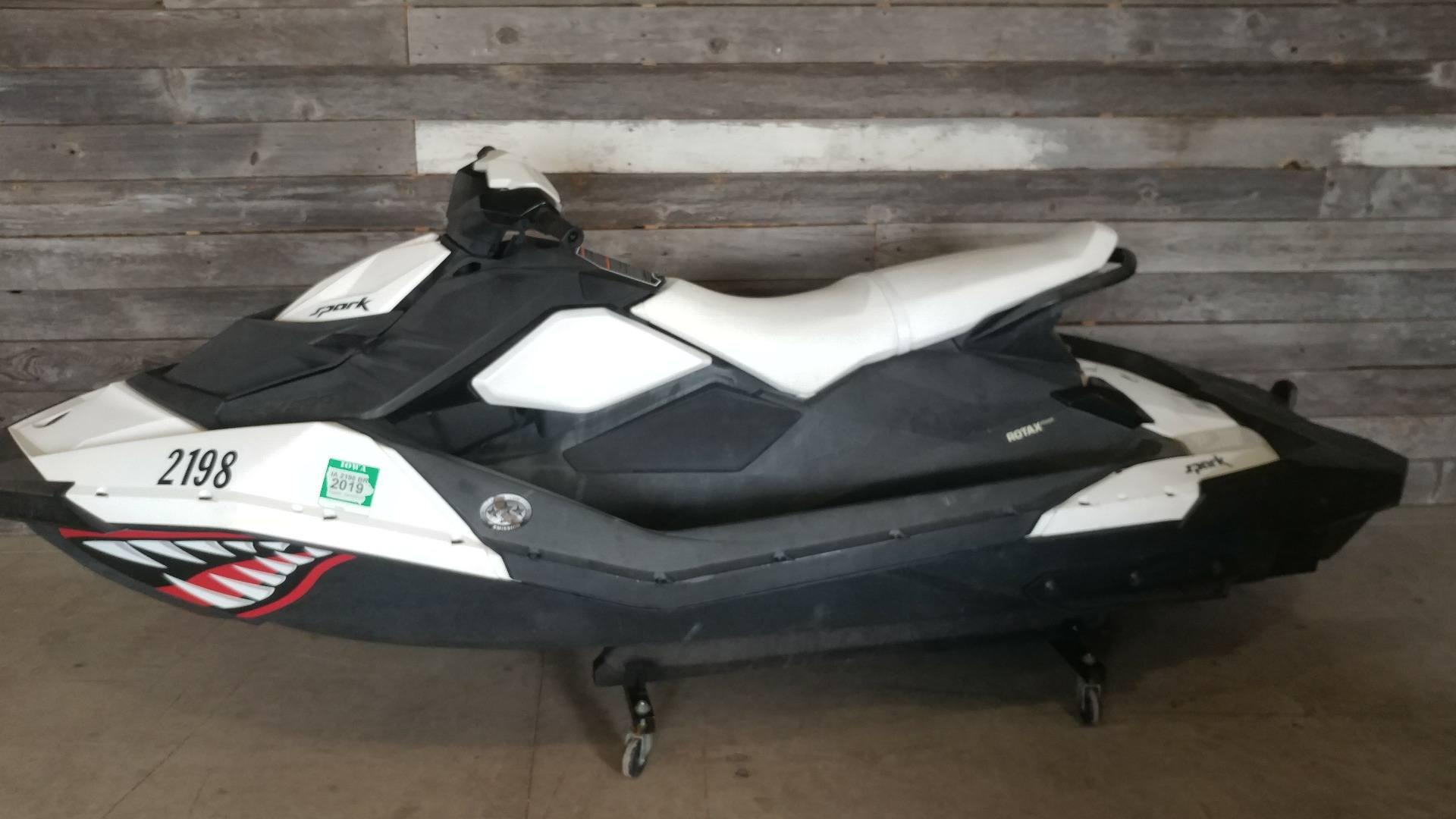 2014 Sea-Doo Spark™ 3up 900 H.O. ACE™ Convenience Package in Sully, Iowa - Photo 1