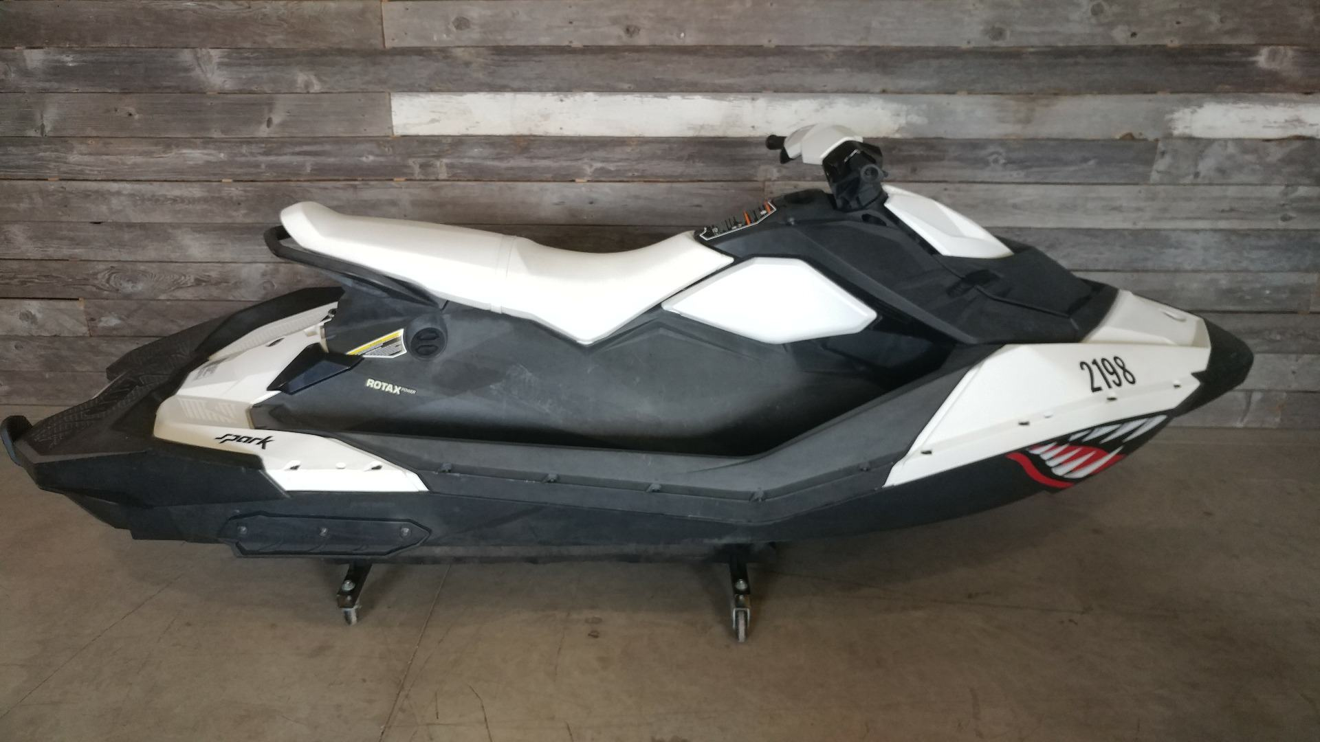 2014 Sea-Doo Spark™ 3up 900 H.O. ACE™ Convenience Package in Sully, Iowa - Photo 3