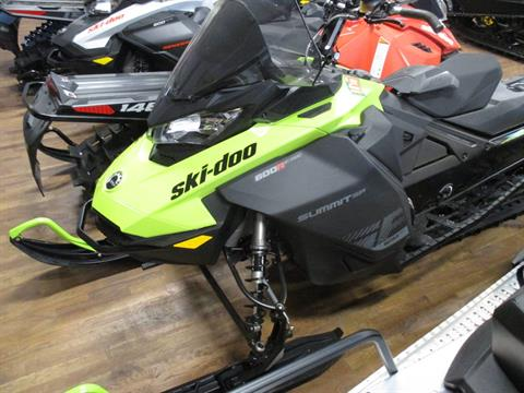 2019 Ski-Doo Summit SP 146 600R E-TEC SHOT PowderMax II 2.5 w/ FlexEdge in Sully, Iowa - Photo 2