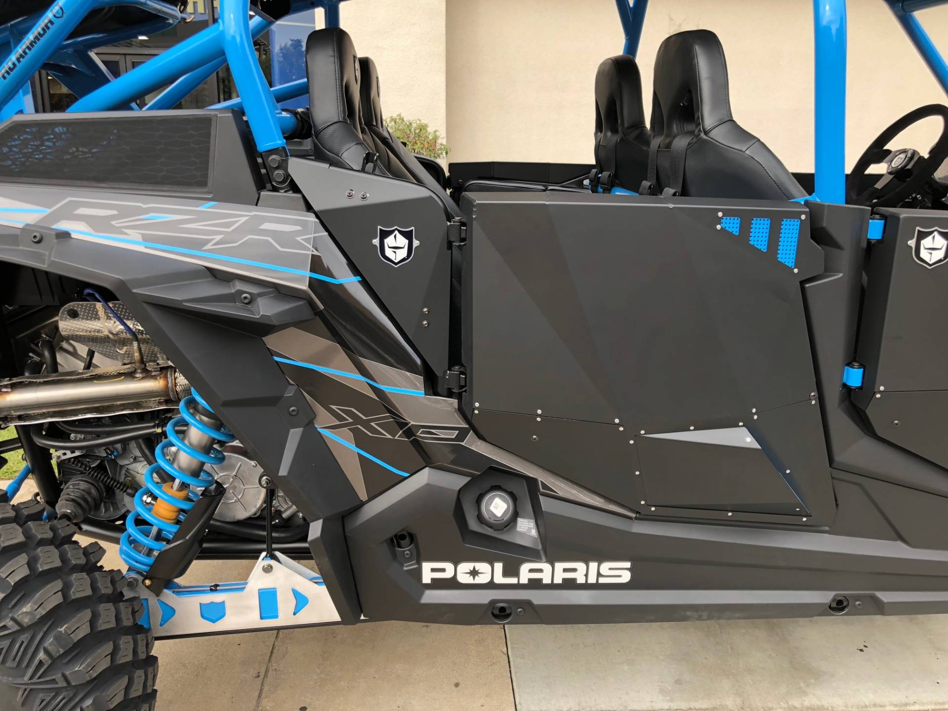 2019 Polaris RZR XP 4 Turbo 12
