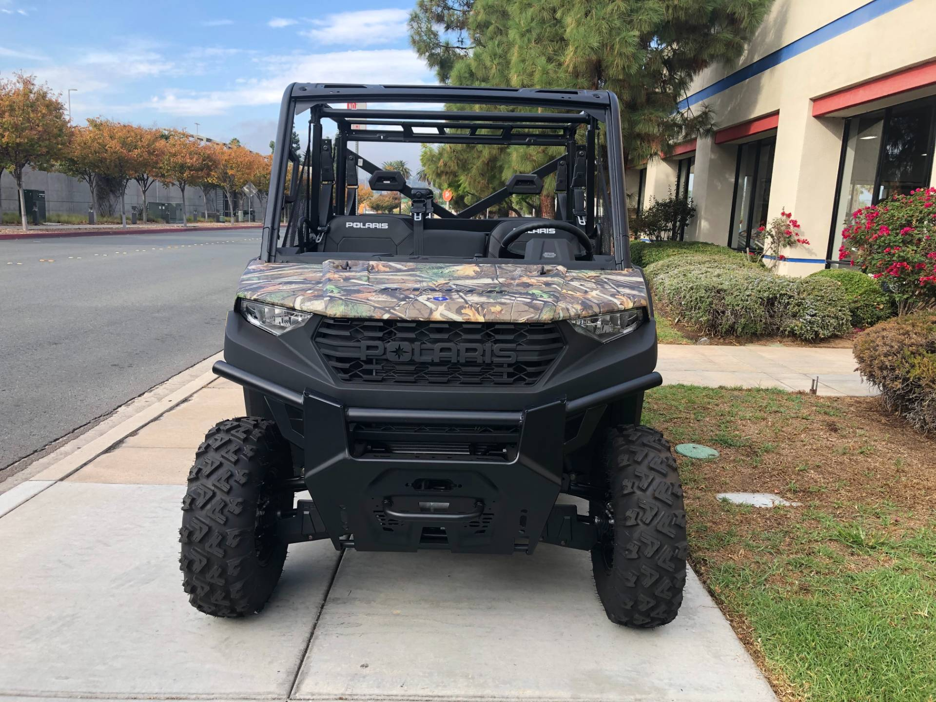 2021 Polaris Ranger Crew 1000 Premium in EL Cajon, California - Photo 2