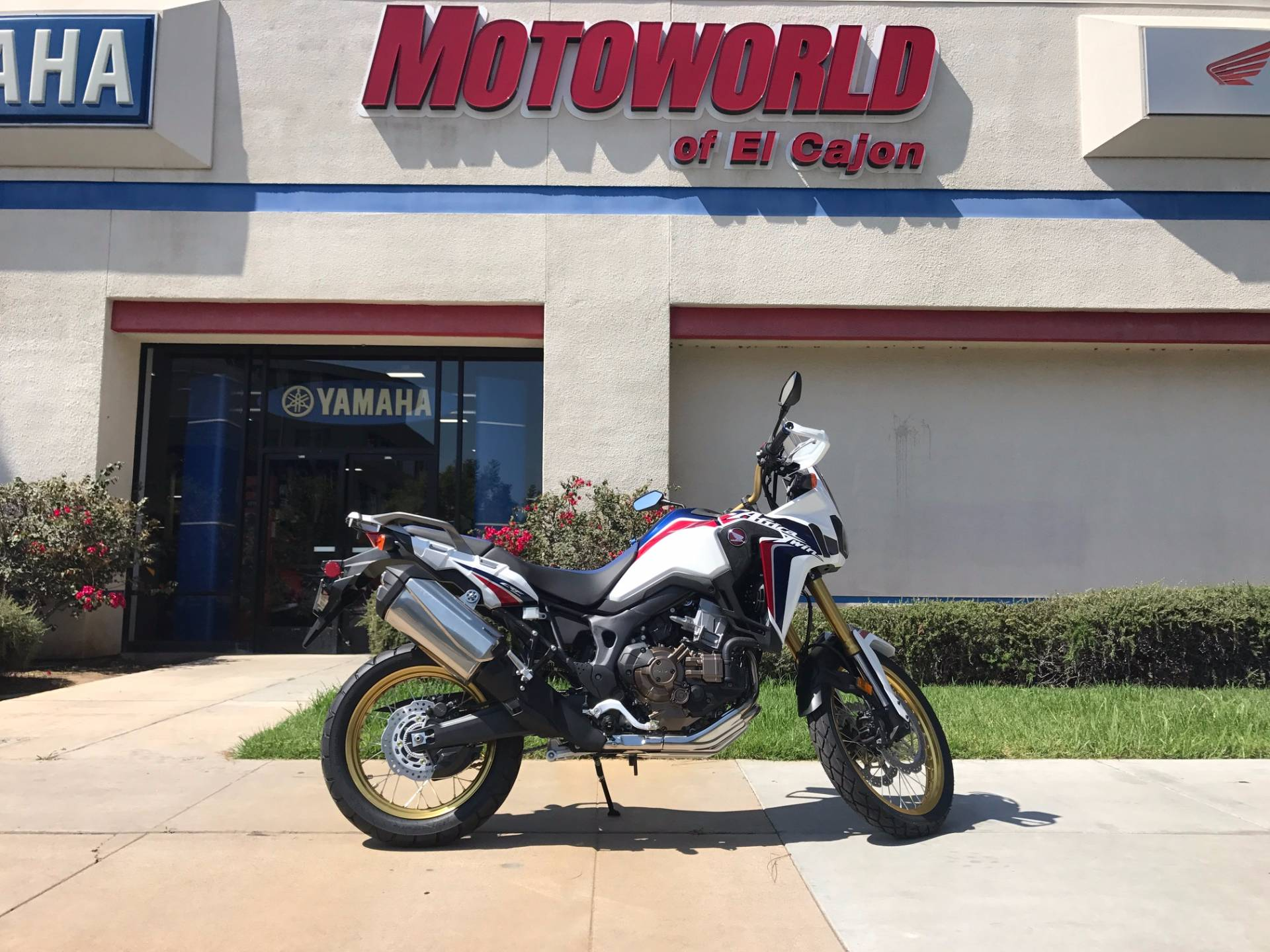 2017 Honda Africa Twin DCT for sale 7112
