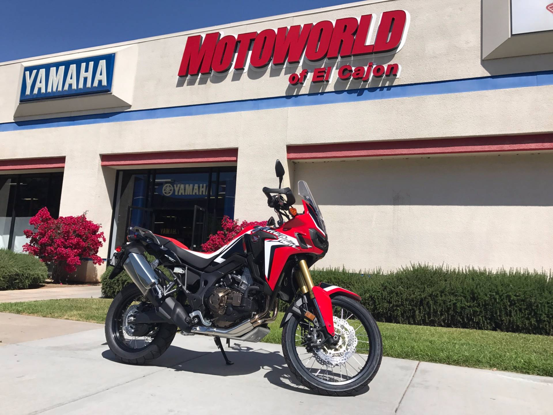 2017 Honda Africa Twin DCT for sale 51355