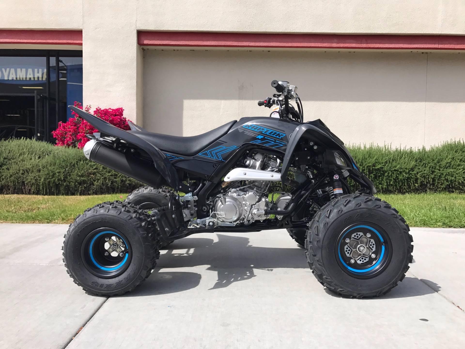 2017 Yamaha Raptor 700R SE 9