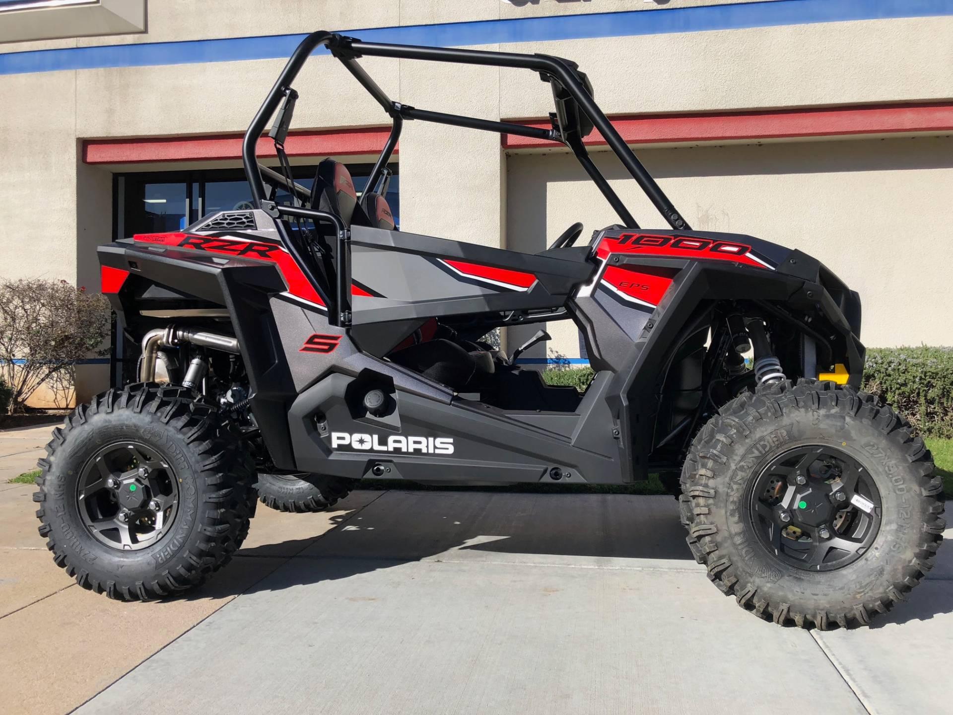 2019 Polaris RZR S 1000 EPS for sale 37659