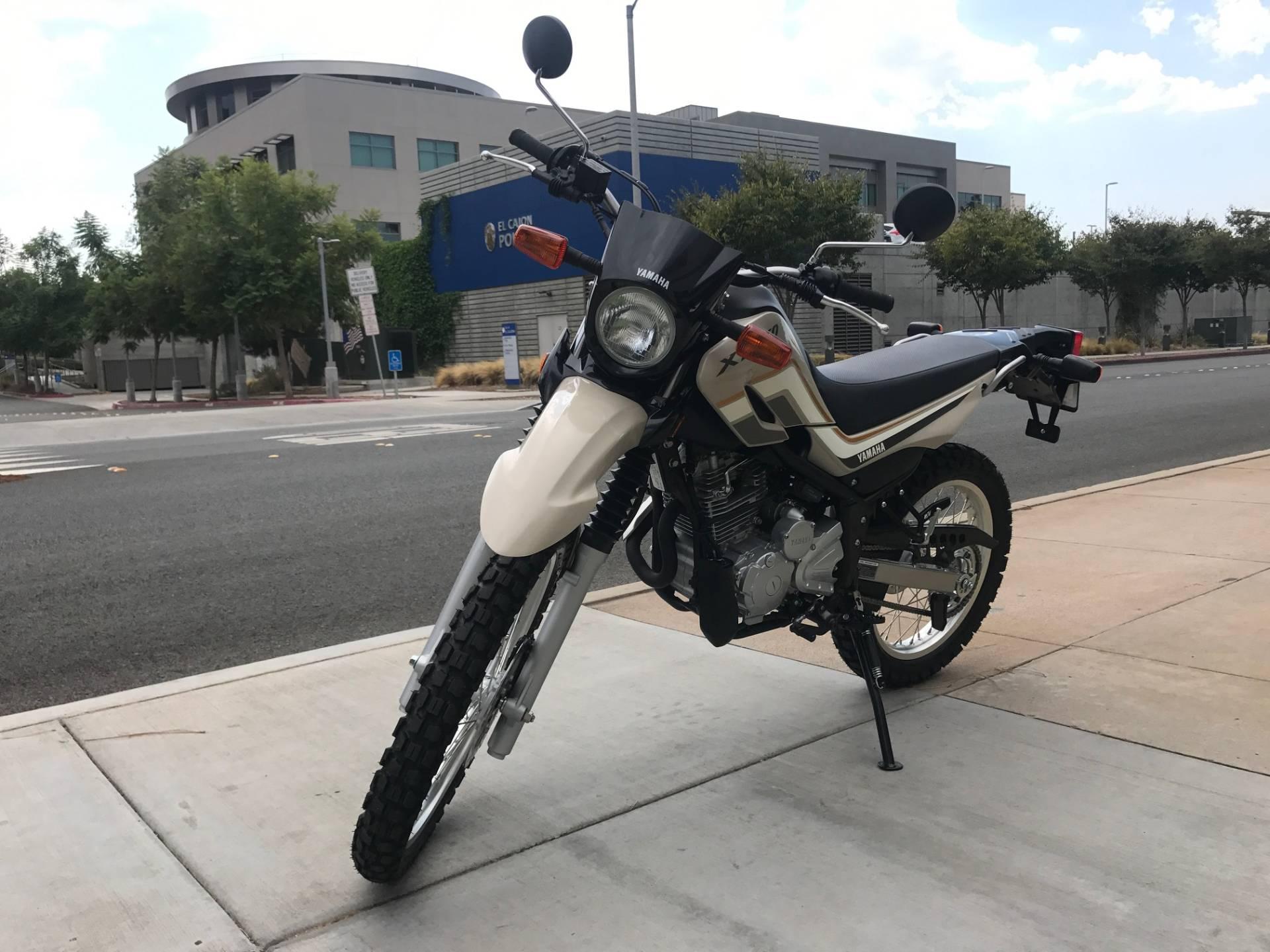 2019 Yamaha XT250 in EL Cajon, California