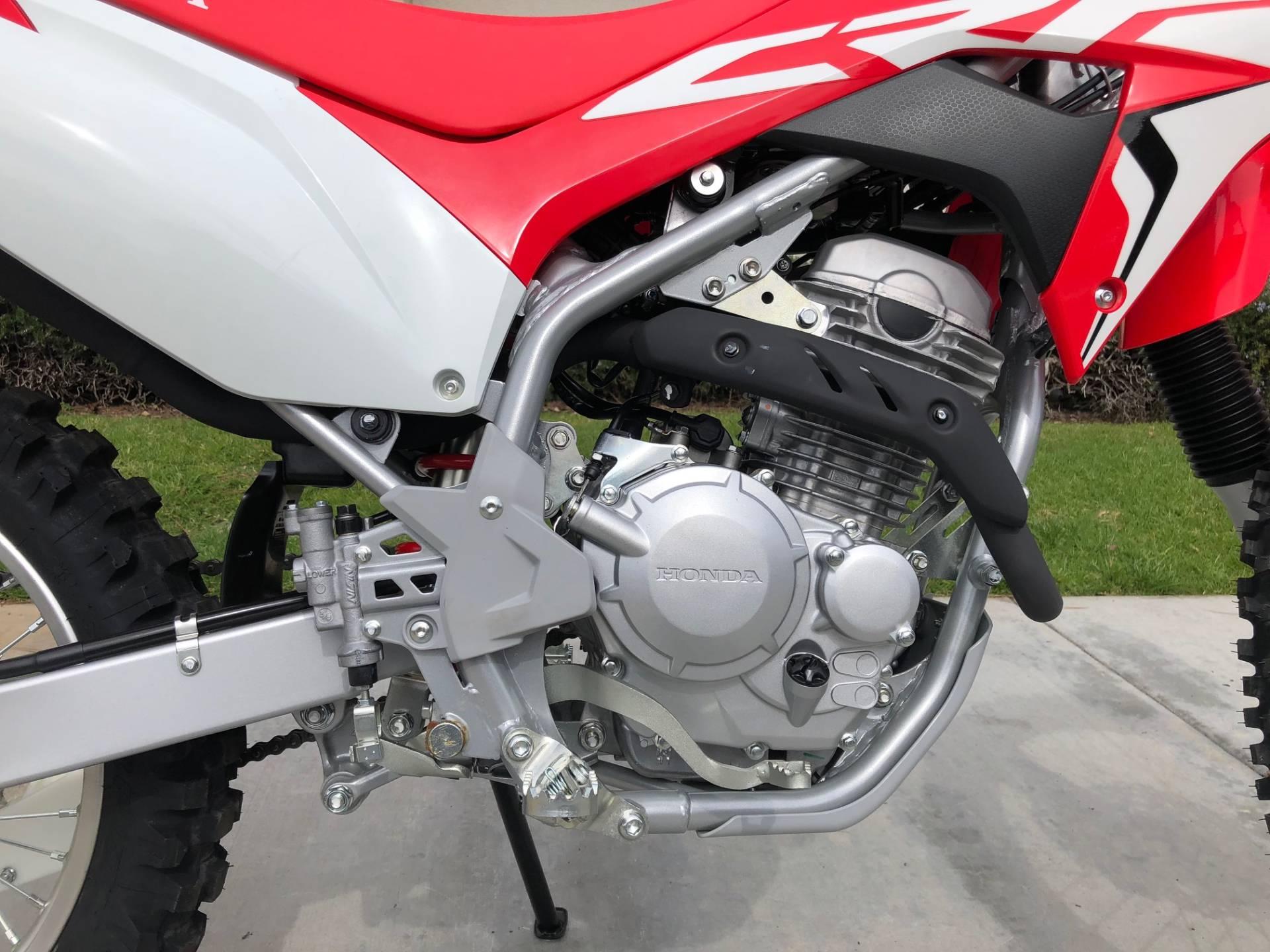 2019 Honda CRF250F in EL Cajon, California