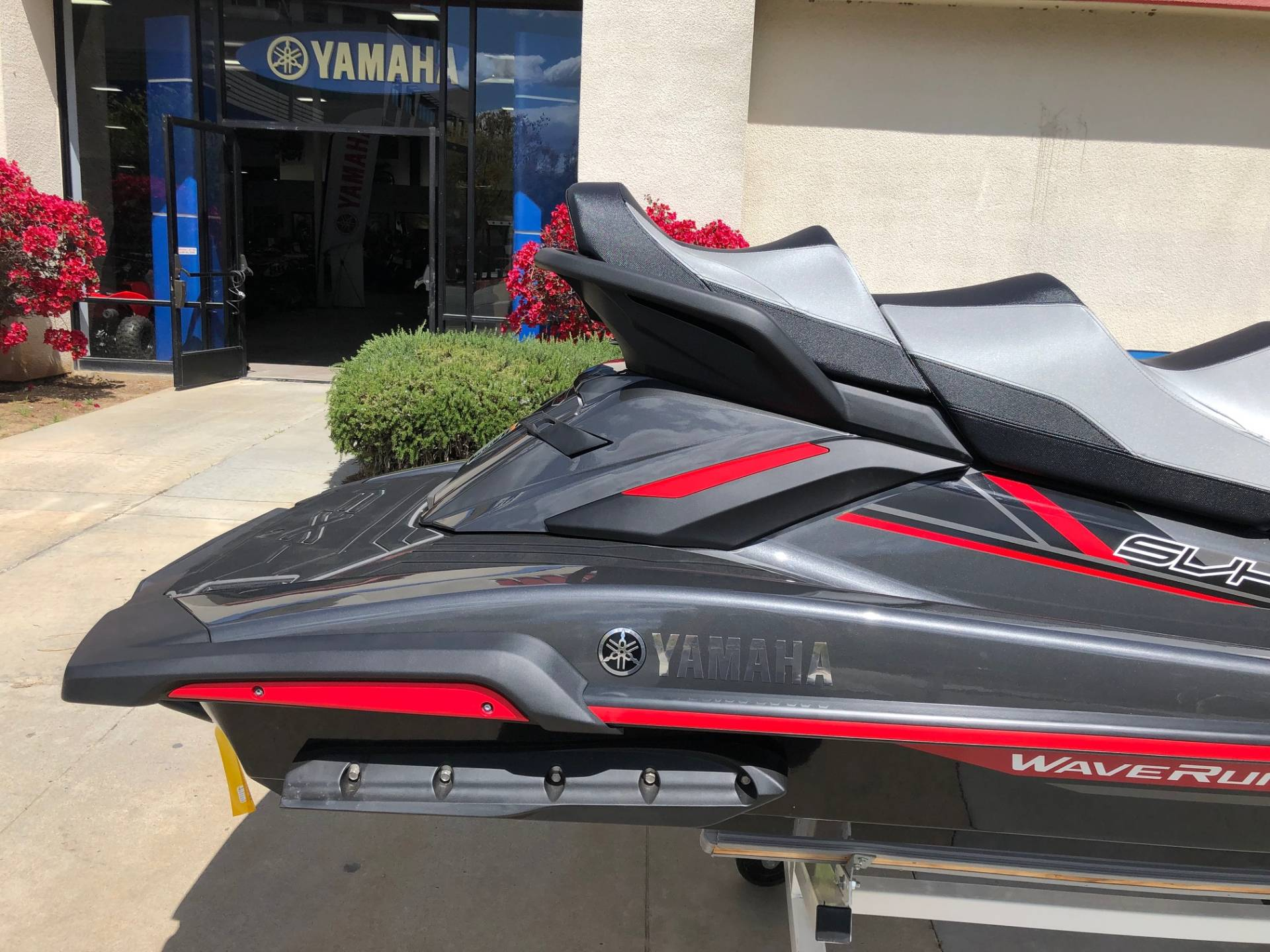 2019 Yamaha FX Cruiser SVHO in EL Cajon, California