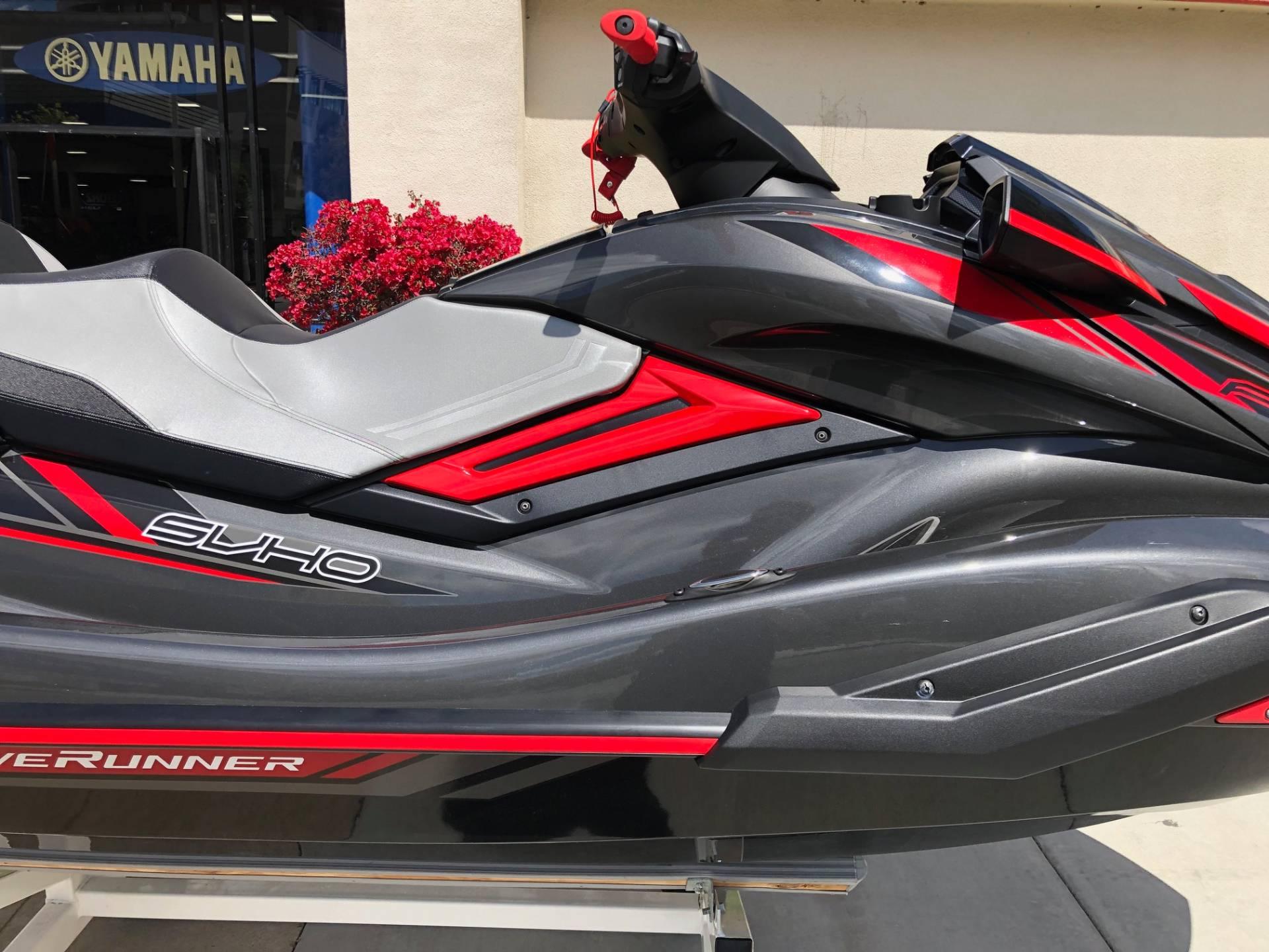 2019 Yamaha FX Cruiser SVHO in EL Cajon, California