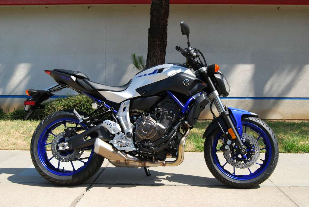 2016 Yamaha FZ-07 for sale 132898